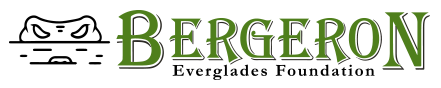 Bergeron Everglades Foundation Logo